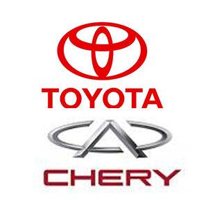TOYOTA - CHERY